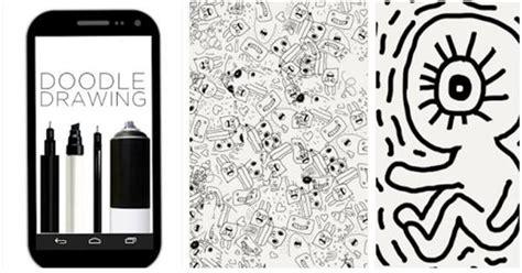 doodle hitam putih 10 aplikasi pembuat doodle terbaik untuk android