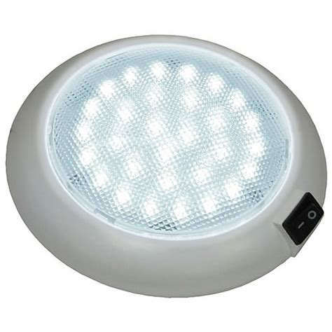 Interior Dome Light by Peterson Led Dome Interior Light W Switch V379s