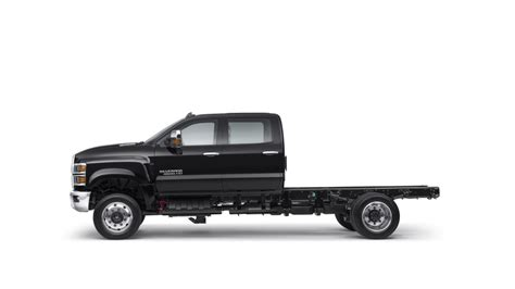 2019 Chevrolet 4500hd Price by 2019 Chevy Silverado 4500hd Chassis Cab Pricing Announced