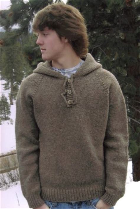 mens sweater knitting pattern knitting and simple s sweater patterns 105