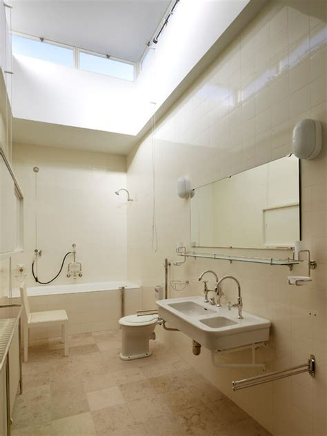 villa tugendhat modern bathroom other metro