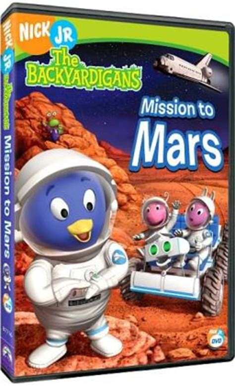 Backyardigans Mission To Mars Backyardigans Mission To Mars Book Page 2 Pics About Space