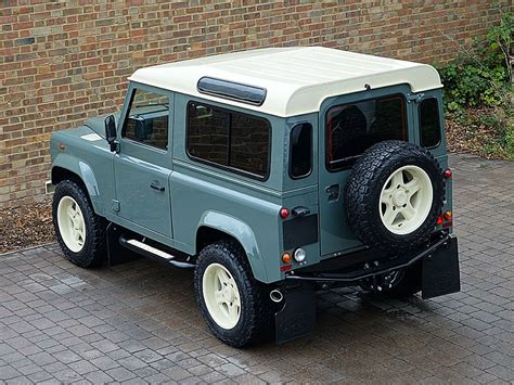retro range rover land rover twisted defender 90 retro edition t60 land