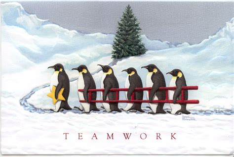 teamwork a greeting card marges8 s blog