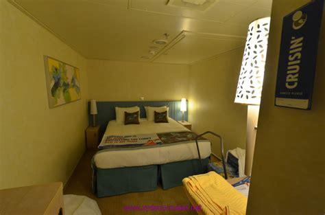 Msc Divina Interior Cabin 046 Carnival Sunshine Cruise Barcelona Embarkation