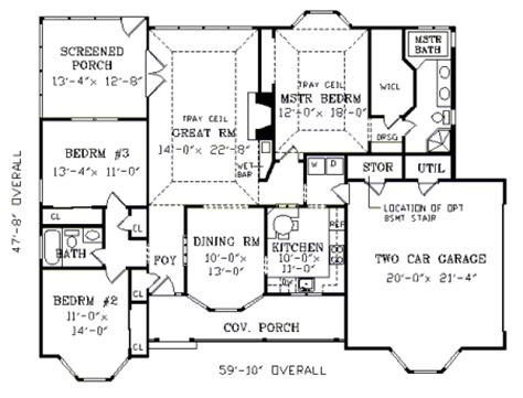 sheridan homes floor plans sheridan 2796 3 bedrooms and 2 5 baths the house designers