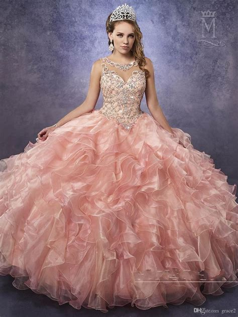 50 best 2018 quinceanera dresses images on
