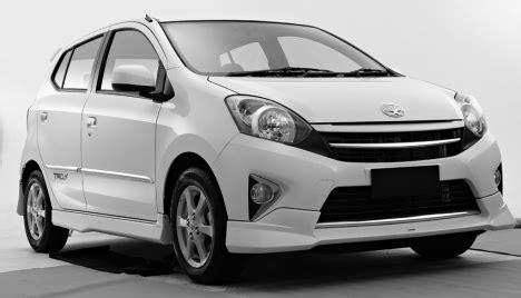 Harga Karpet Toyota Agya harga mobil agya terbaru info anemath