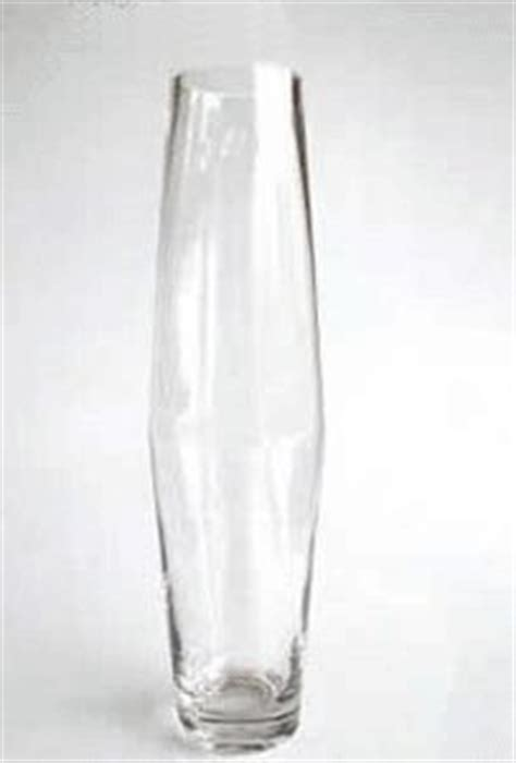Bud Vases Bulk Cheap by Clear Bullet Bud Glass Vase Holder Open 4