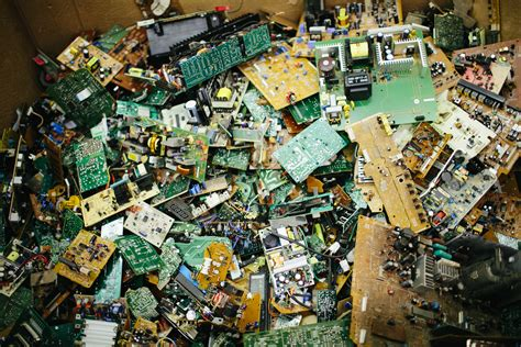 recycling electronics  reduce waste  create jobs