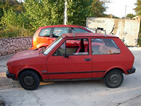 Yugo Auto by File Yugo Automobile In Croatia Jpg Wikimedia Commons