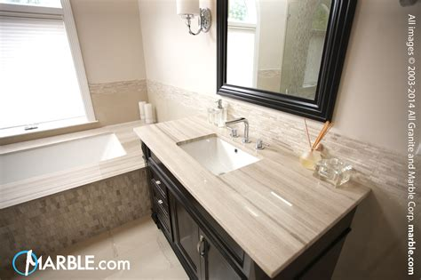 travertine bathroom countertops darkening your travertine countertop tips