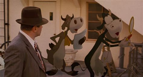 rabbit who framed roger rabbit deja view roger rabbit