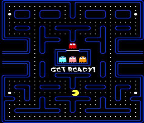 Internet arcade pac-man online