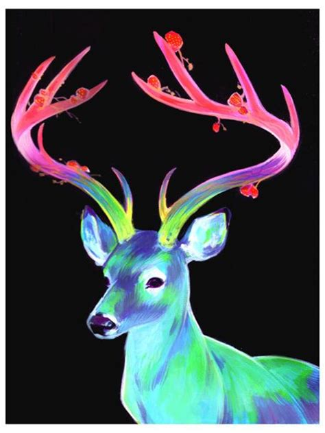 17 best images about neon animals on pinterest wall