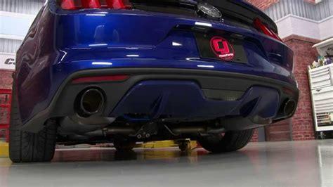 mustang gt borla exhaust 2015 2017 mustang gt borla s type cat back exhaust system