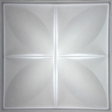 Translucent Ceiling Panels by Petal Translucent Ceiling Tiles
