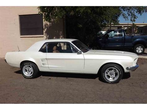 1967 ford mustang for sale on classiccars 1967 ford mustang for sale classiccars cc 1063610