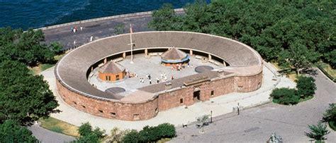 basic information castle clinton national monument