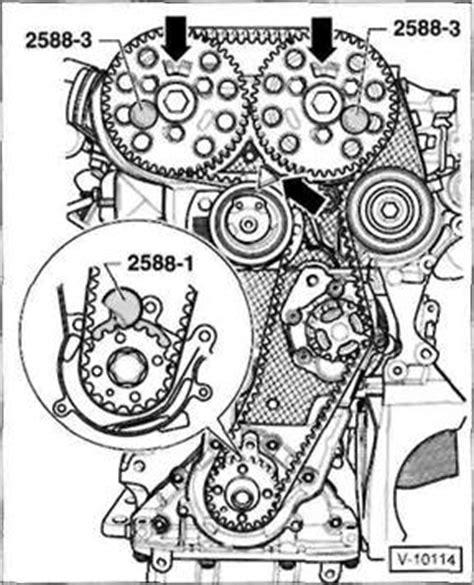 Golf V 1 6 Zahnriemenwechsel by Zahnriemenwechsel Golf 5 Zahnriemenwechsel