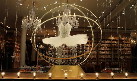 repetto s window display snow globes visual