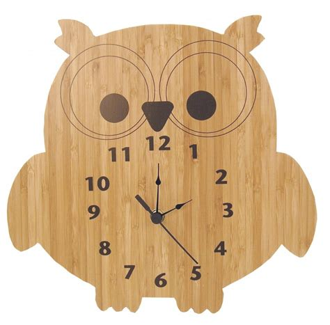 owl wall clock 12 and amazing owl clocks for sale