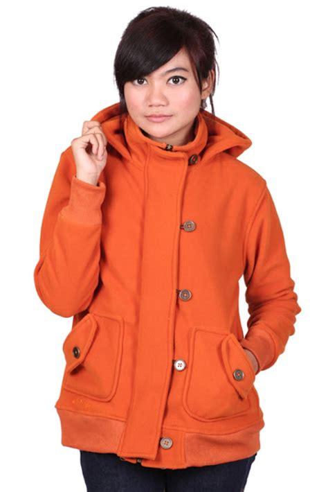 Jaket Dewasa Perempuan Taslan Brown gambar korea perempuan newhairstylesformen2014