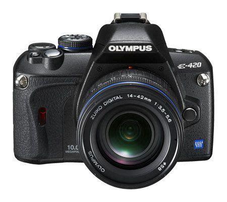 olympus e 420 : test complet appareil photo numérique