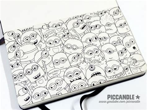 doodle minions minions doodle by piccandle on deviantart