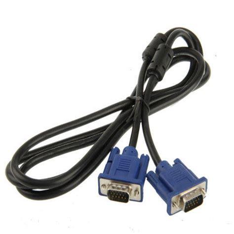 Kabel Vga 50 Meter vga kabel 1 8 meter