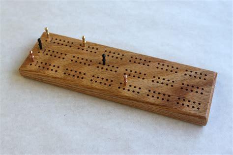 Crib Board by 3 Track Standard Cribbage Board