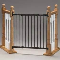 Baby Proof Banister Baby Gates For Stairs Webnuggetz Com