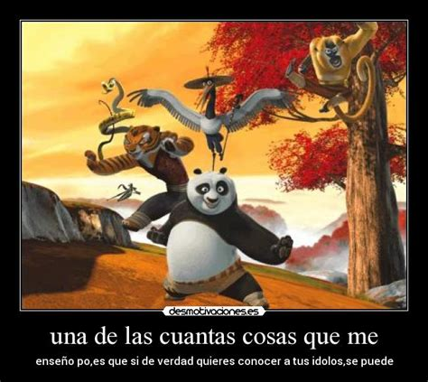 imagenes de kung fu panda bebe con frases usuario gabstart123 desmotivaciones