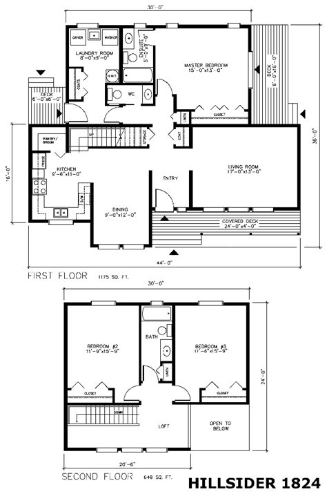 double story house floor plans small double storey house plan double storey house plan