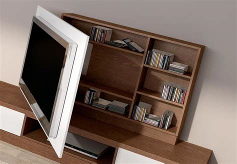 panel giratorio  television baixmoduls