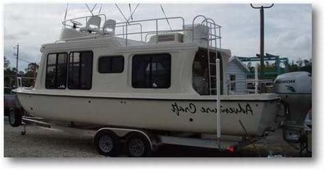 used house boat view trailerable houseboats with tips faqs used fоr sale 224 nd images frompo