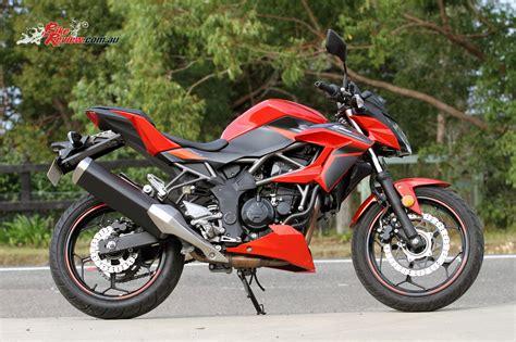 Review: 2016 Kawasaki Z250SL   Bike Review