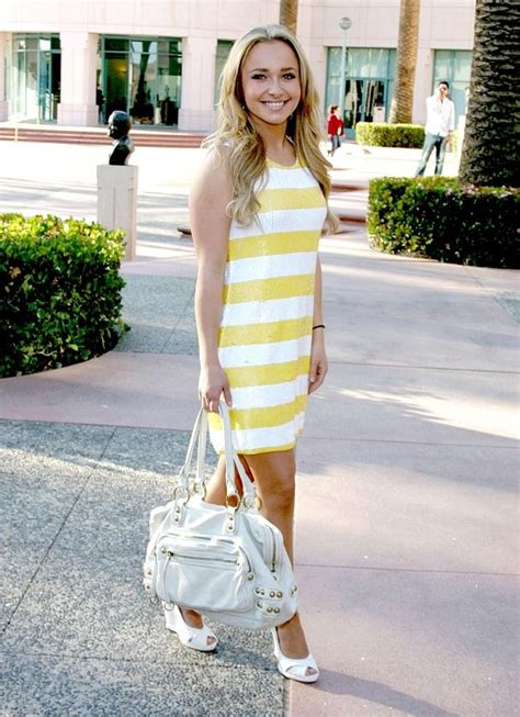 Get A Yellow Dress Like Hayden Panetierre by 100 Best Images About Hayden Panettiere On