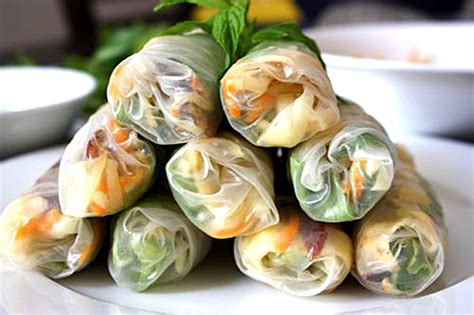Rice Paper Rolls In Advance - מחפשים תחליף נטול גלוטן לכריך
