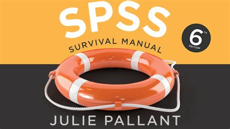 spss manual survival spss survival manual website instructors log in