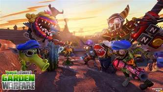 Plants Vs Zombies Garden Warfare Ps4 by Plants Vs Zombies Garden Warfare Hitting Ps4 Ps3 In