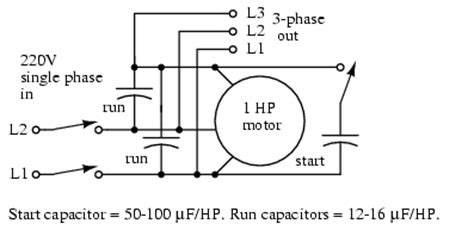 how to test 3 phase capacitor lessons in electric circuits volume ii ac chapter 13