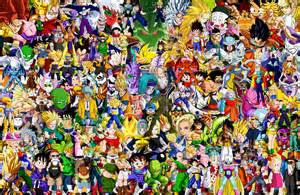 personnages dbzpassion