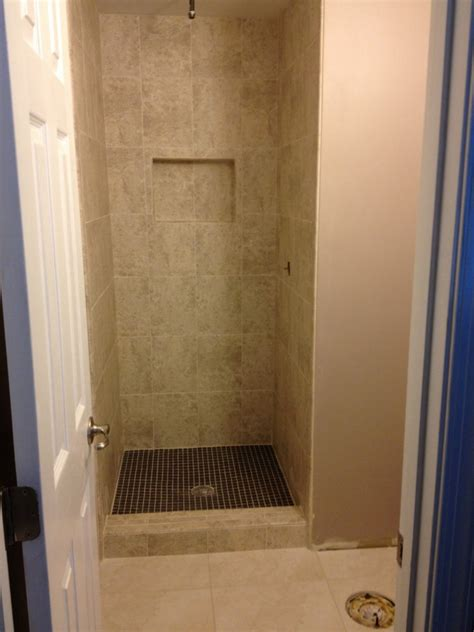 shower stalls  small bathrooms loccie  homes