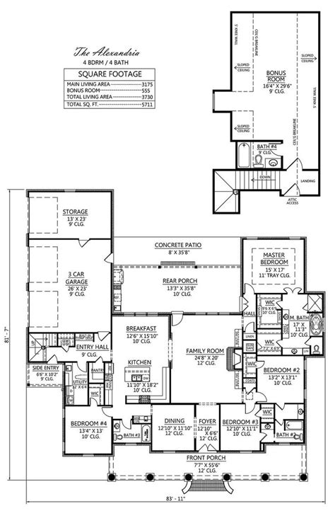 madden house plans madden home design the magnolia future lake house pinterest