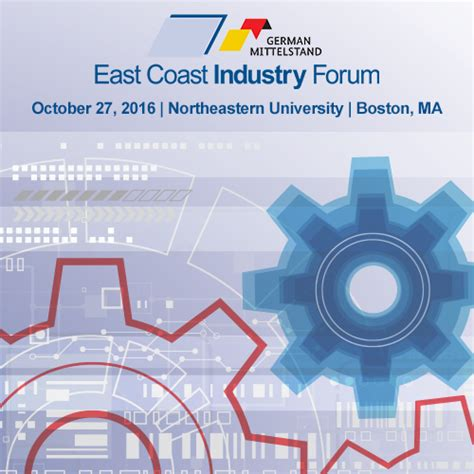 East Coast Entertainment Mba Programs by East Coast German American Industry Forum Half Day