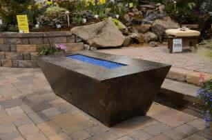 Outdoor gas fire pit contemporary patio other by colorado