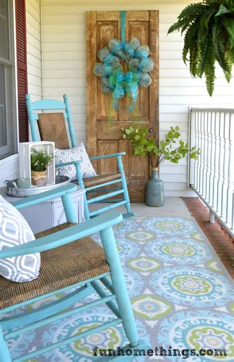 spring decorating ideas 2017 fabulous front porch makeovers decorating your small space