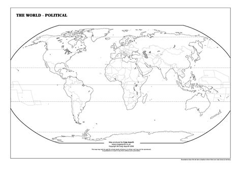 free printable world map with equator year 9 population unit