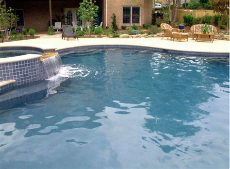 swimming pool contractor in nashville absolute pools waterscapes